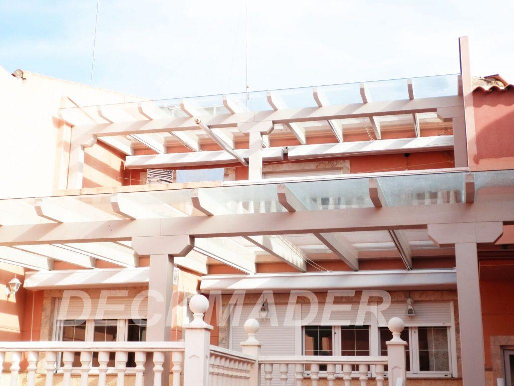 Estructuras de madera Deckmader